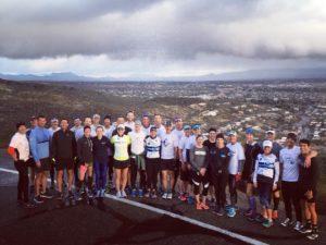 A Mountain Run